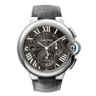 Cartier Watches - Ballon Bleu 44mm - Stainless Steel